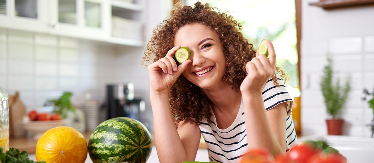 Meyve ve Sebze Tüketiminin Akciğer Kanserine Yakalanma Riskini Azaltıyor